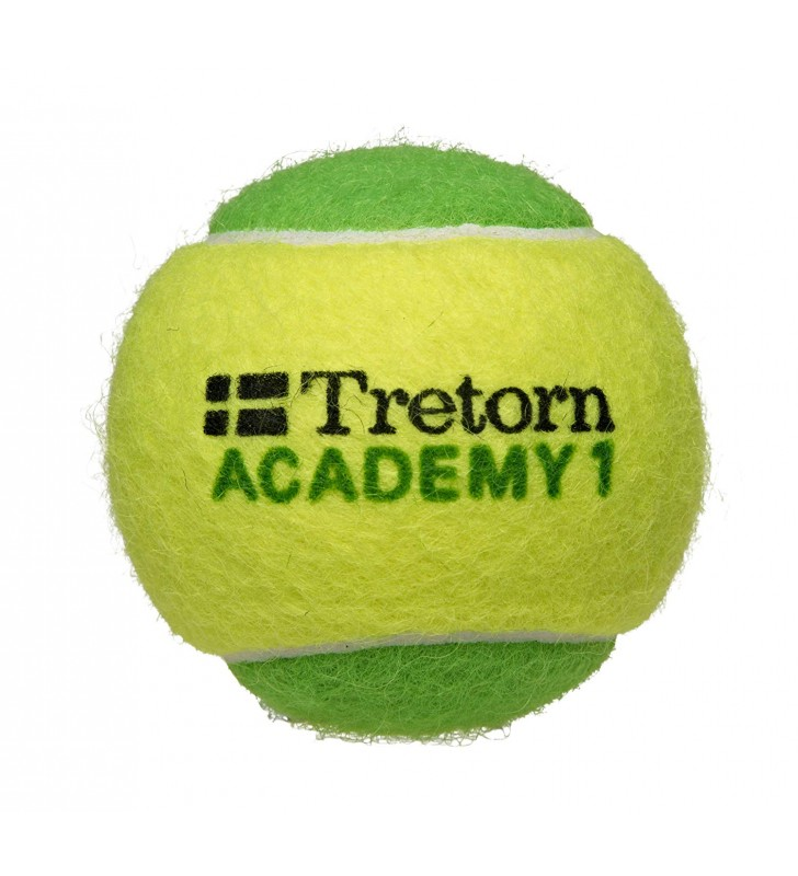 Tretorn Academy 1 Mini Tennis green balls ( 3 balls)