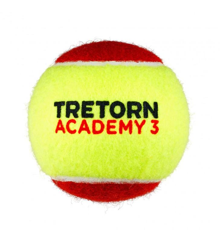 Tretorn Academy Stage 3 Tennis Balls (Pk of 3)