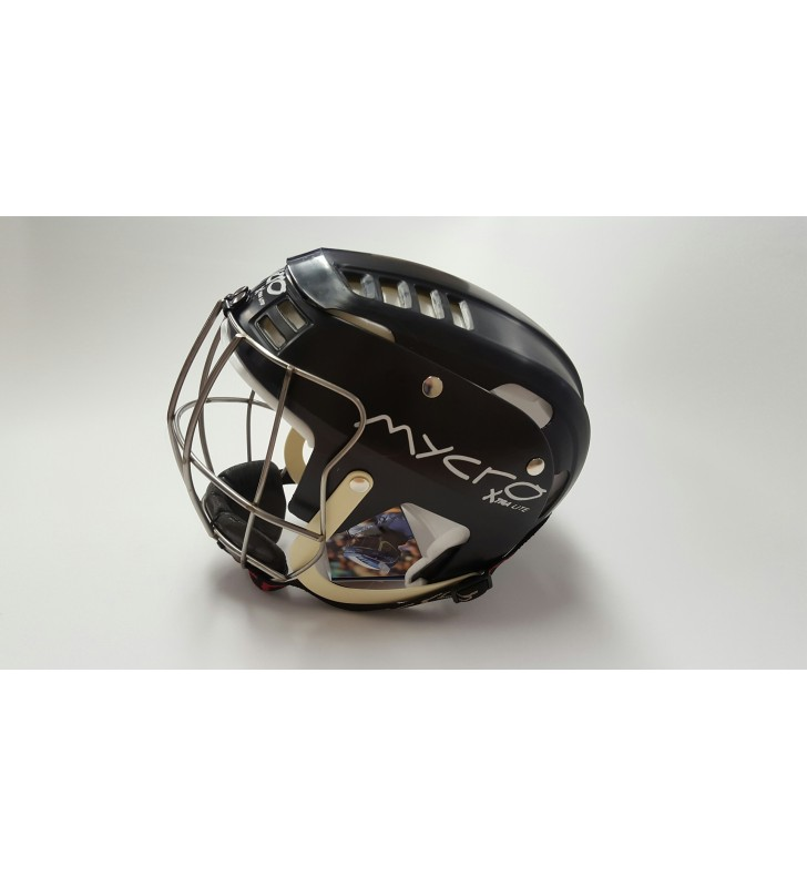 Mycro Helmet Senior Black