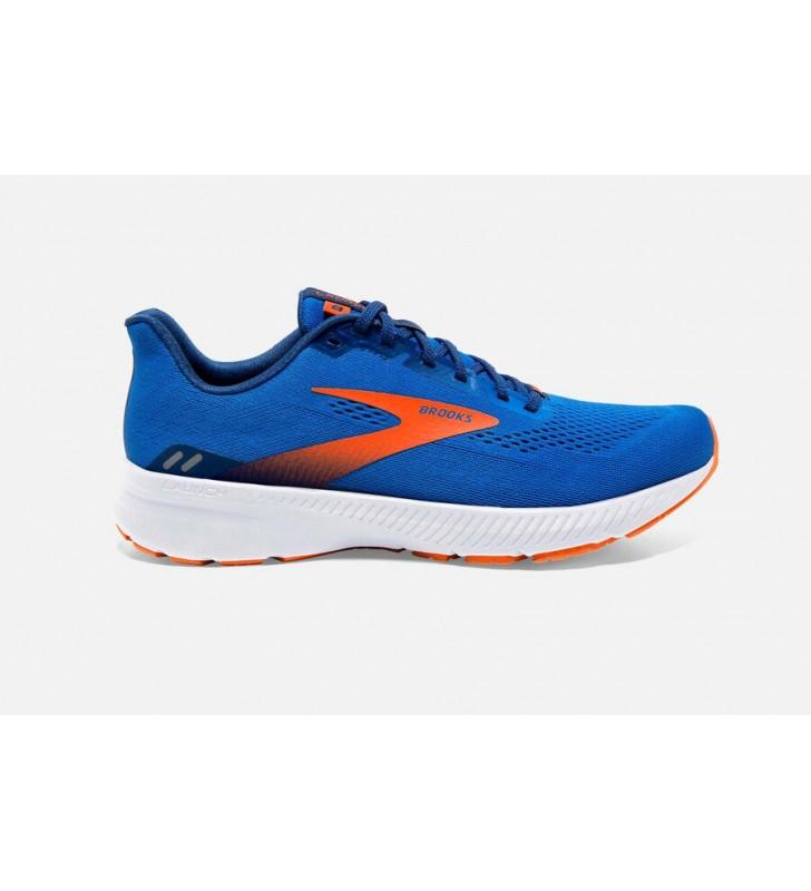 Mens- Brooks Launch 8 Running Shoe
