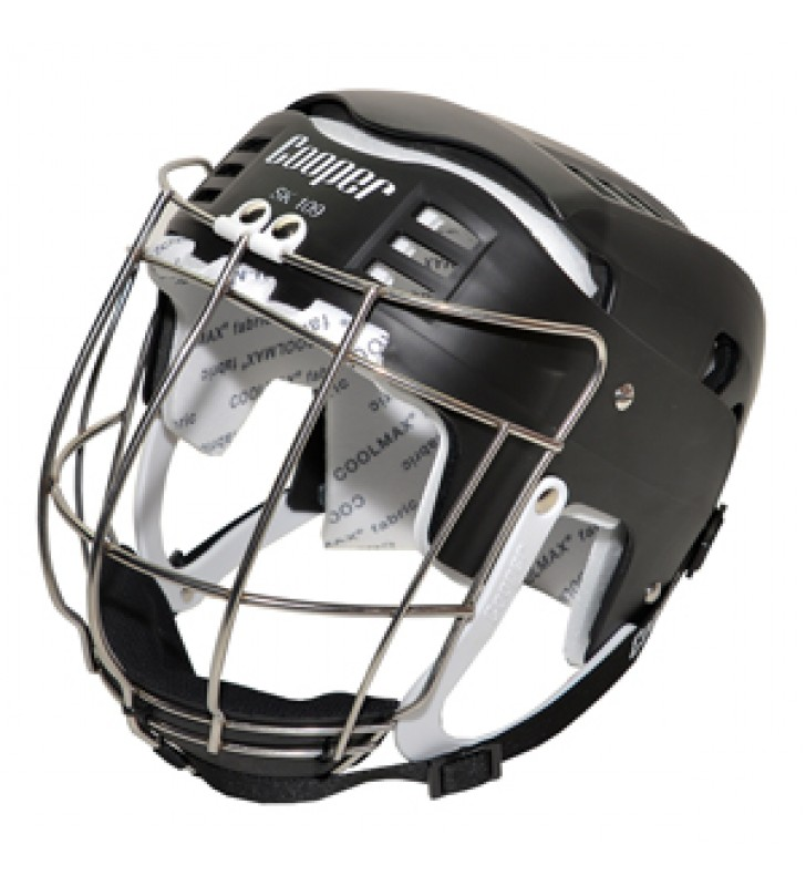 Adult – Cooper SK109 Hurling Helmet Black 2017 VERSION