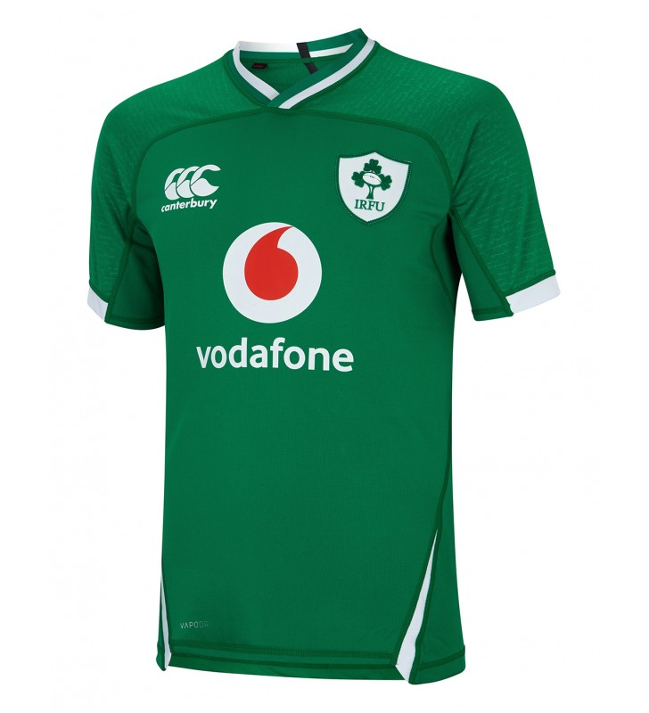 Kids – Canterbury Ireland Home Jersey 2019/20  NOW HALF PRICE