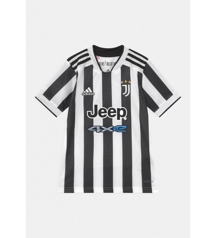 Kids – Adidas Juventus Home 2021?22 Jersey