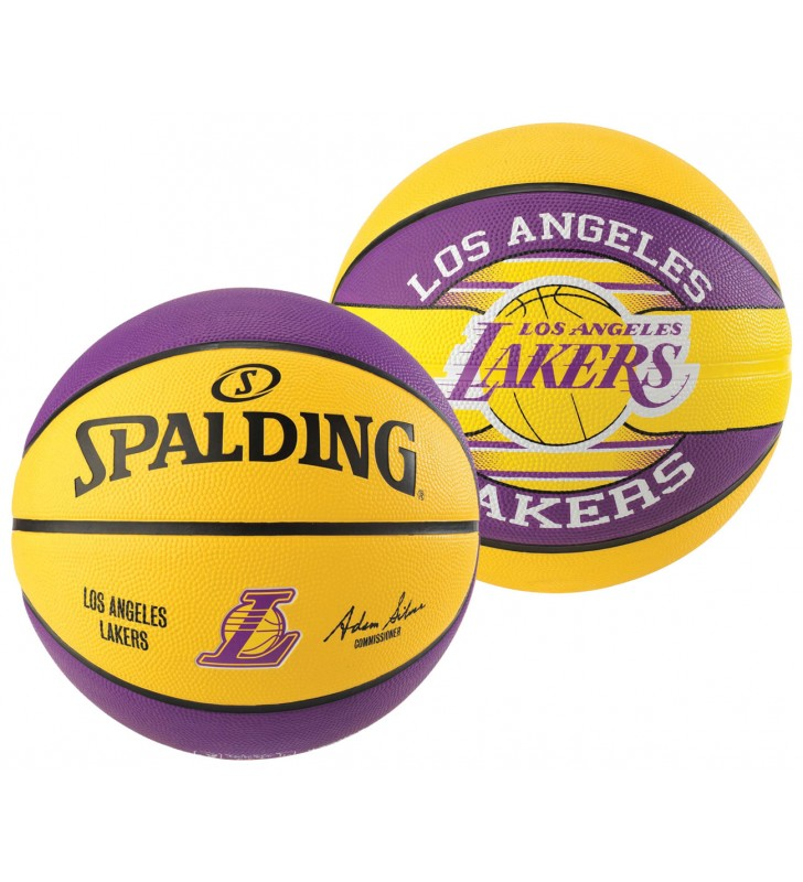 Spalding LA Lakers Supporters Basketball