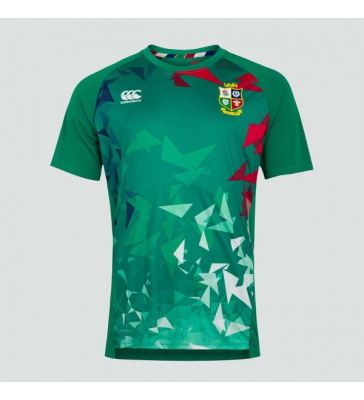 Adults - Canterbury Lions Superlight Graphic Tee