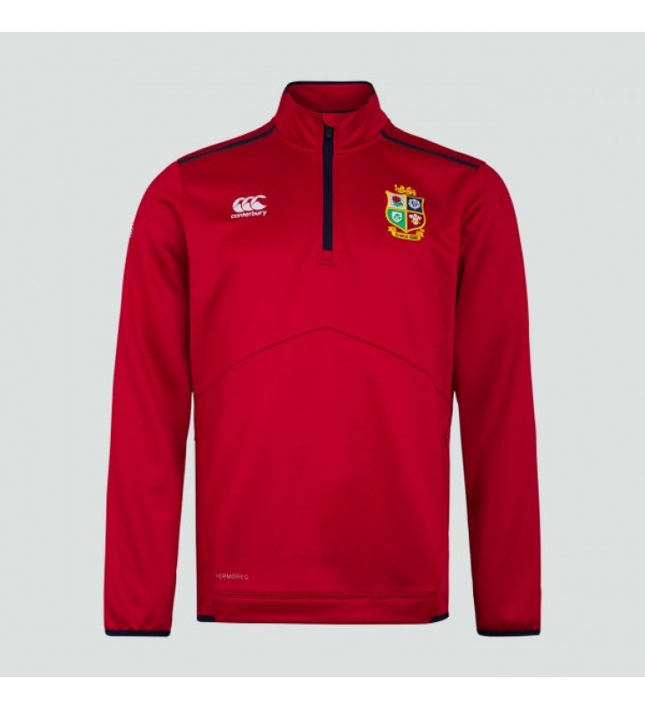 Adults - Canterbury Lions Thermoreg 1/2 Zip Top