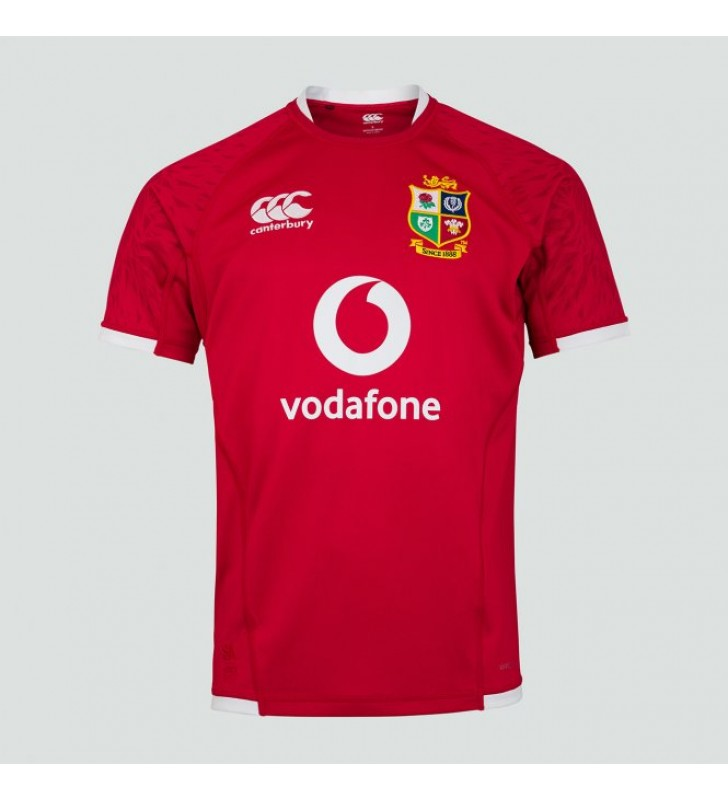 Adults- Canterbury Lions 2021Pro Home  Jersey