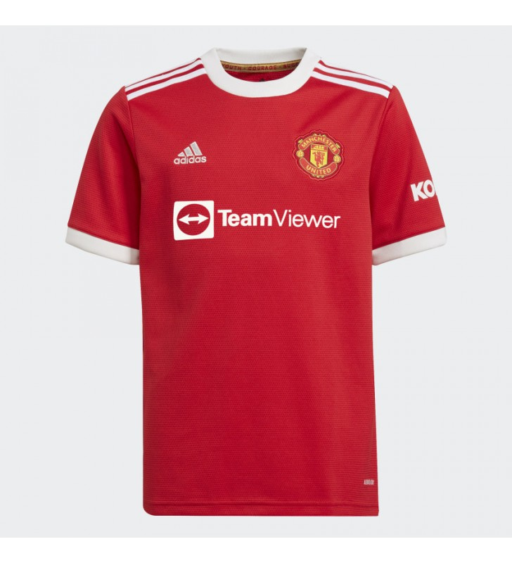 Adults - Adidas Manchester United Home Jersey 2021/22