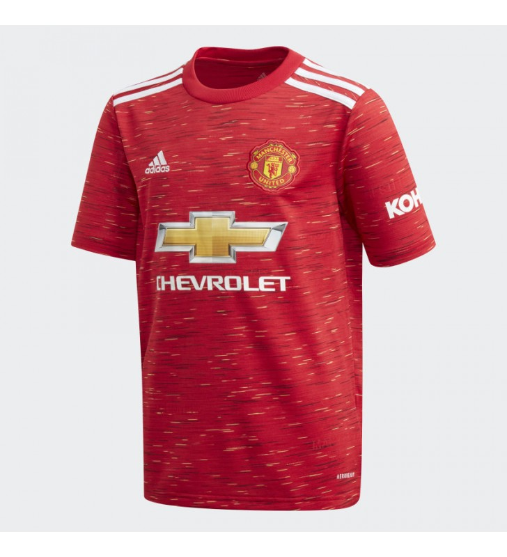 Kids – Adidas Manchester United Home Jersey 2020/21