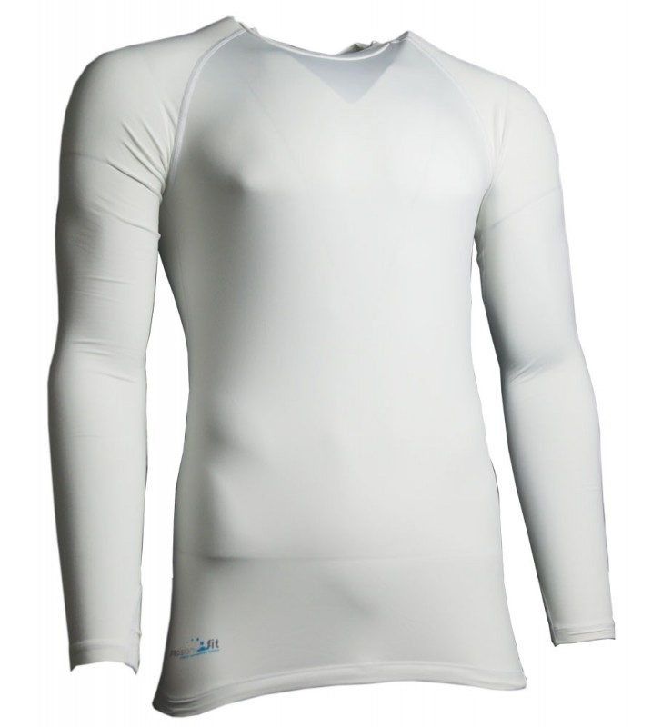 Kids – Precision Long Sleeve Compression Top