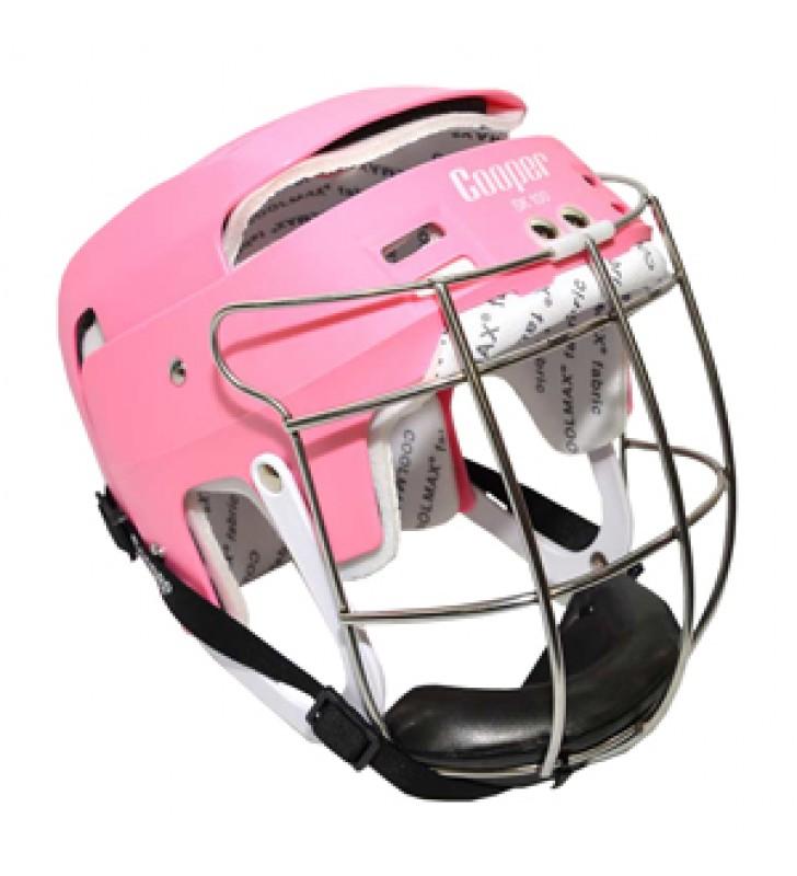Junior - Cooper Sk100 Hurling Helmet Pink
