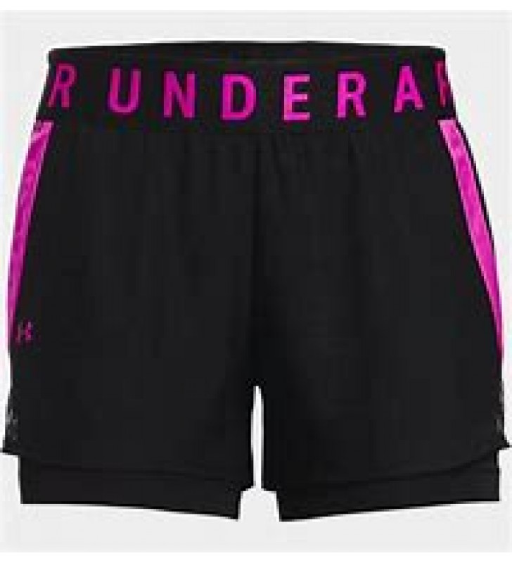 Women's Under Armour Play Up 2-in-1 Shorts