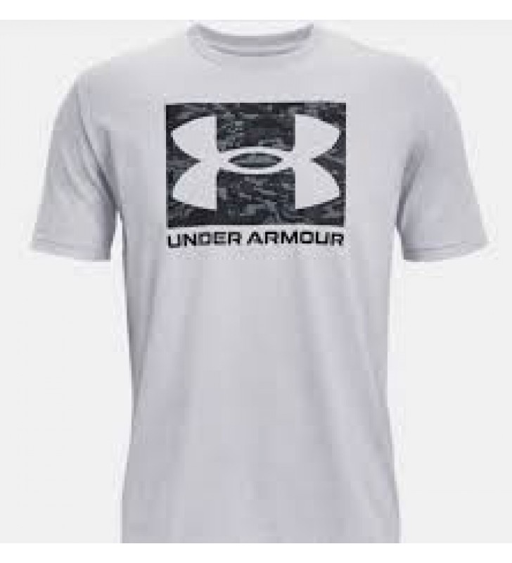 Men's -  Under Armour  ABC Camo Boxed Logo Short Sleeve T-Shirts