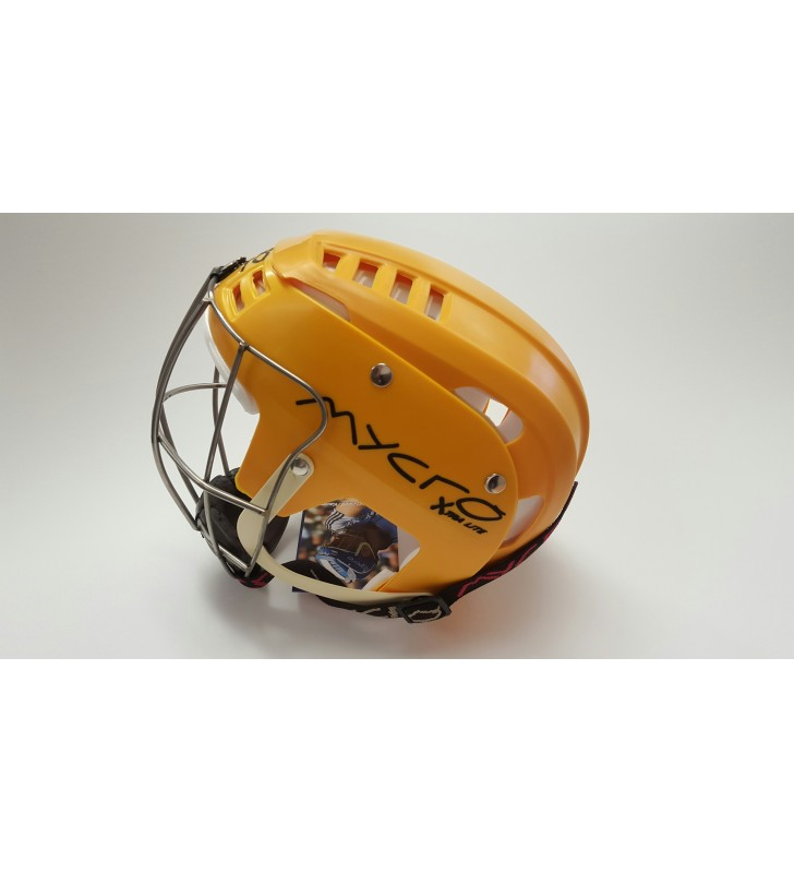 Senior – Mycro Helmet  Yellow