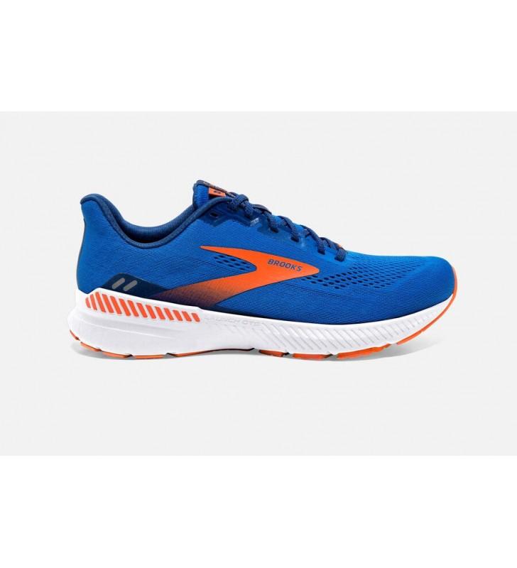 Mens- Brooks Launch 8 GTS Running Shoe