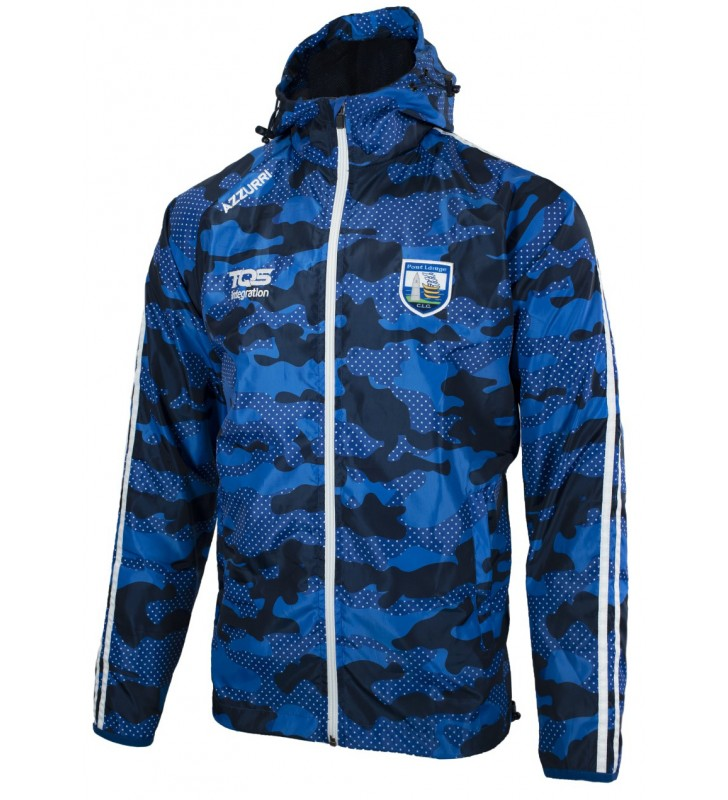 Kids- Azzurri Waterford GAA Atlanta Camo Jacket