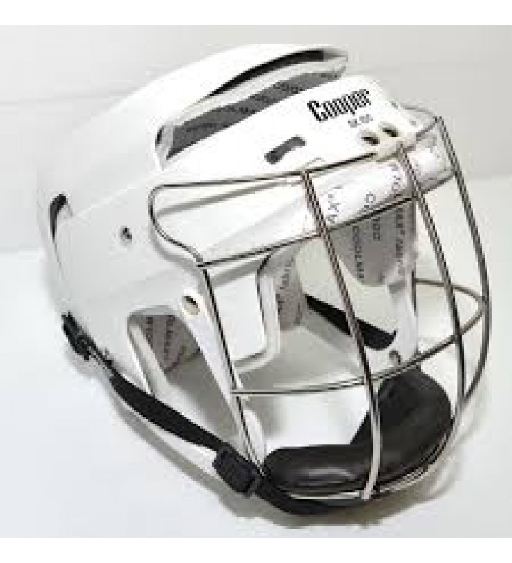 Junior – Cooper SK100 Hurling Helmet White