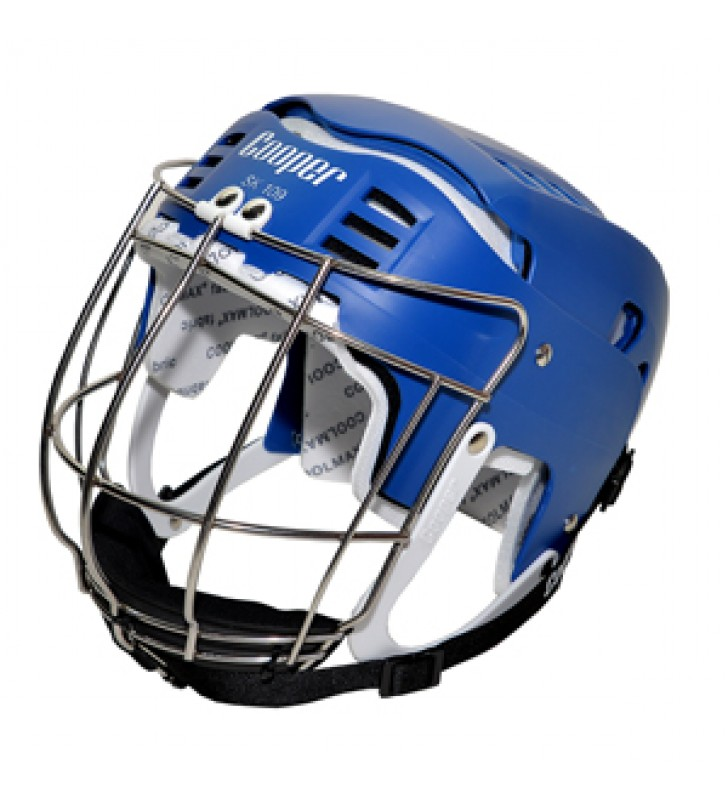 Adult - Cooper SK109 Hurling Helmet Blue 2017 VERSION