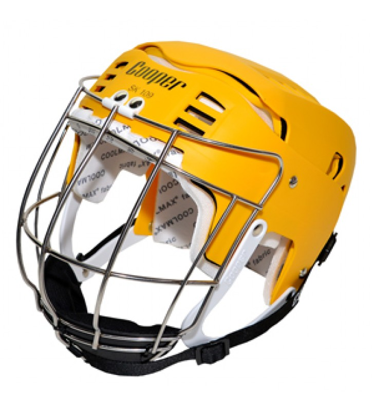 Adult – Cooper SK109 Hurling Helmet Yellow 2017 VERSION