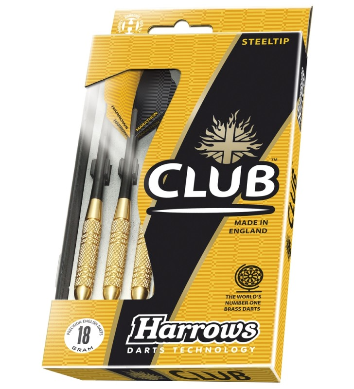 Harrows Club Brass Darts