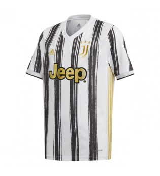 Kids – Adidas Juventus Home 20/21 Jersey