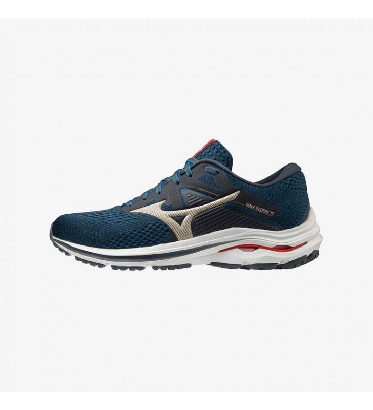 Mens - Mizuno Wave Inspire 17 Running Shoe