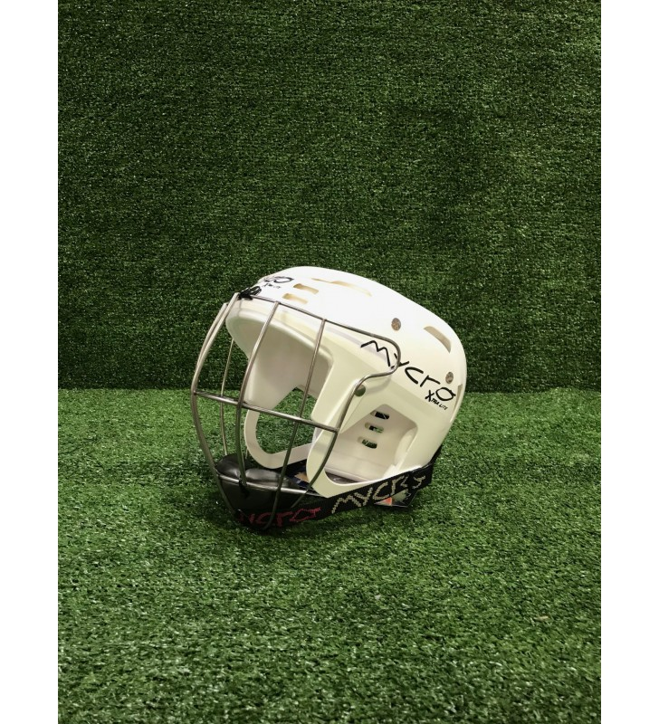 Senior – Mycro Helmet White