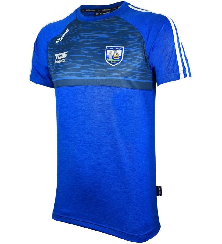 Kids - Azzurri Waterford GAA Atlanta T-Shirt
