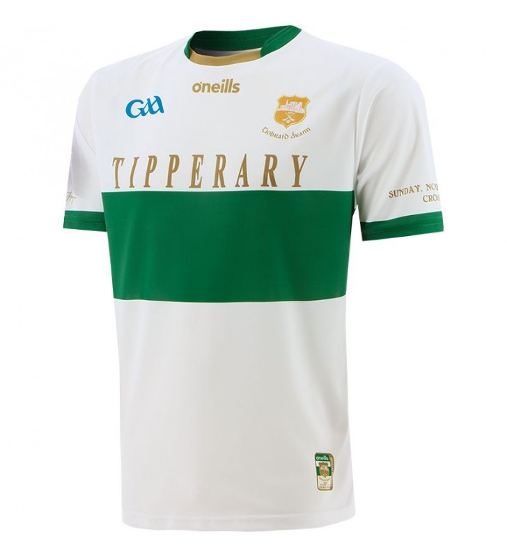 Adults - Tipperary GAA Commemoration Jersey White