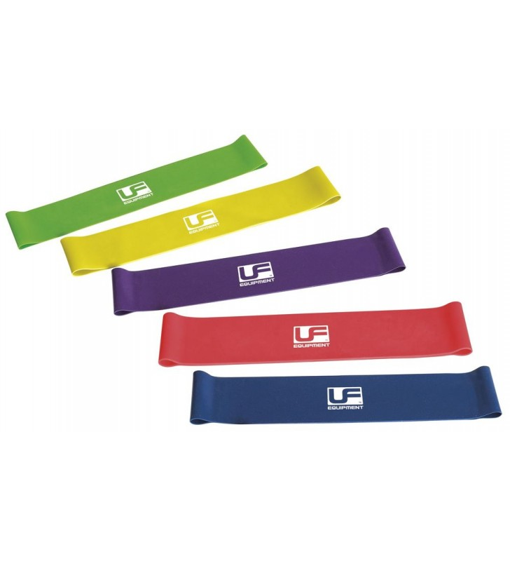 Urban Fitness Resistance Band Loop (Set of 5)