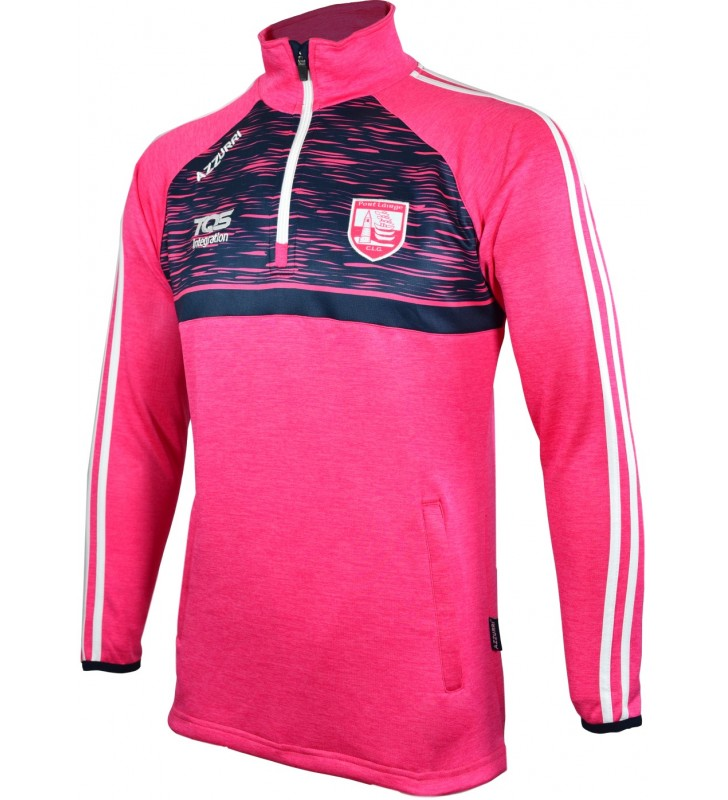 Kids - Azzurri Girls Waterford GAA 1/2 Zip Top